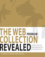 The WEB Collection Revealed Premium Edition: Adobe Dreamweaver CS4, Adobe Flash CS4, and Adobe Photoshop CS4, 1st Edition, 978-1-4354-4196-5