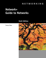 Network+ Guide to Networks (with Printed Access Card), 6th Edition, 978-1-133-60819-6