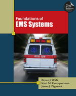 Foundations of EMS Systems, 2nd Edition, 978-1-4354-8027-8