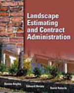 Landscape Estimating and Contract Administration, 1st Edition, 978-0-7668-2573-4