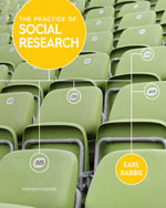 ePack: The Practice of Social Research, 13th + WebTutor™ on WebCT™ with eBook on Gateway Instant Access Code, 978-1-133-31993-1