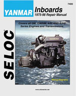 Yanmar Inboards, 1975-98, 1st Edition, 978-0-89330-049-4