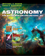 Bundle: Astronomy: The Solar System and Beyond, 6th + Enhanced WebAssign Homework Printed Access Card for One Term Math and Science, 978-1-111-02048-4