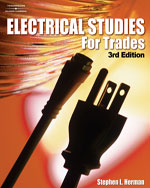 Electrical Studies for Trades, 3rd Edition, 978-1-4018-9797-0