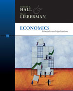EconCentral Instant Access Code for Hall/Lieberman's Economics: Principles and Applications, 4th, 4th Edition, 978-0-324-59459-1