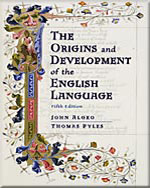 Workbook for Algeo/Pyle's The Origins and Development of the English Language, 5th, 978-0-15-507053-0