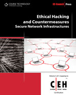 ePack: eBook: Ethical Hacking and Countermeasures: Secure Network Infrastructures + Student Resource Center Instant Access Code, 1st Edition, 978-1-133-62320-5