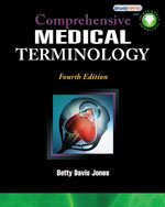 Comprehensive Medical Terminology, 4th Edition, 978-1-4354-3987-0