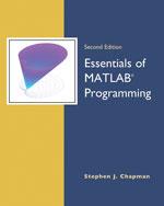 Essentials of MATLAB…, 9780495295686