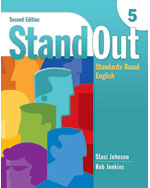 Stand Out Level 5 Te…,9781424088072