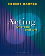 Acting: Onstage and …,9780495566045