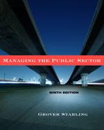 Managing the Public …,9780495833192