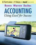 Accounting Using Exc…,9780538480710