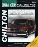 Chevrolet Vans, 1987…,9780801988196