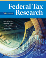 Federal Tax Research…,9781285439396