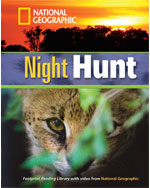 Night Hunt + Book wi…,9781424022809