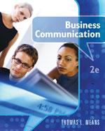 Business Communicati…, 9780538449472