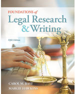 Foundations of Legal…,9781133278290