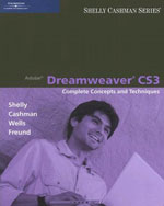 Adobe Dreamweaver CS…, 9781423912415