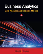 Business Analytics: …,9781133588269
