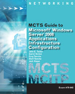 MCTS Guide to Config&hellip;,9781423902379