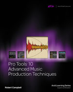 Pro Tools 10 Advance…, 9781133728009