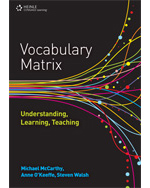 Vocabulary Matrix: U…, 9781424052530