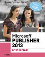 Microsoft® Publisher…,9781285167299