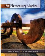 Elementary Algebra, …, 9781111567668
