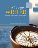 The College Writer: …,9780495915850