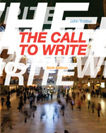 The Call to Write, 6…,9781133311140