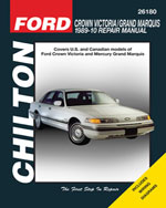 Ford Crown Victoria …, 9781563929045