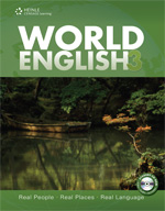 World English 3: Aud…,9781424063093