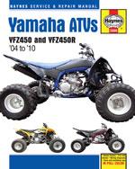 Yamaha YFZ450/YFZ450…, 9781563928994
