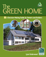 The Green Home: A De…, 9781428377097