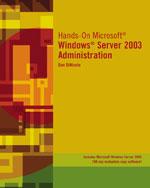 Hands-On Microsoft W…,9781423902980