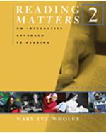 Reading Matters 2, 2…,9780618475131