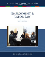 Employment and Labor…,9780324649970