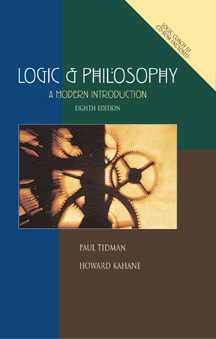 Logic and Philosophy…,9780534526146