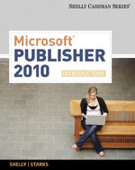 Microsoft® Publisher…,9780538746175