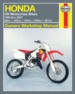 Honda CR Motocross B…