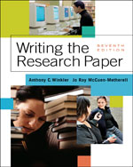 Writing the Research…,9781413011715