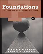 Foundations: A Reade…,9780534621674