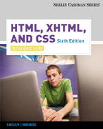 HTML, XHTML, and CSS…