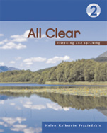All Clear 2: Text/Au…,9781424099252