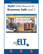 Grammar Cafe Level 3…,9781424016914