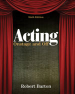 Acting: Onstage and …,9780495898863