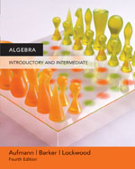Algebra: Introductor…,9780618609536