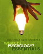 What is Psychology? …