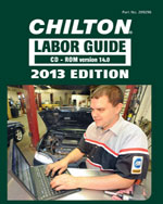 Chilton Labor Guide …,9781285192963